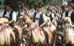 Reitergruppe Piding