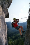 Klettersteigbegehung 031