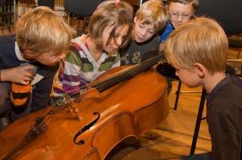 Schülerkonzert der Philharmonie Bad Reichenhall