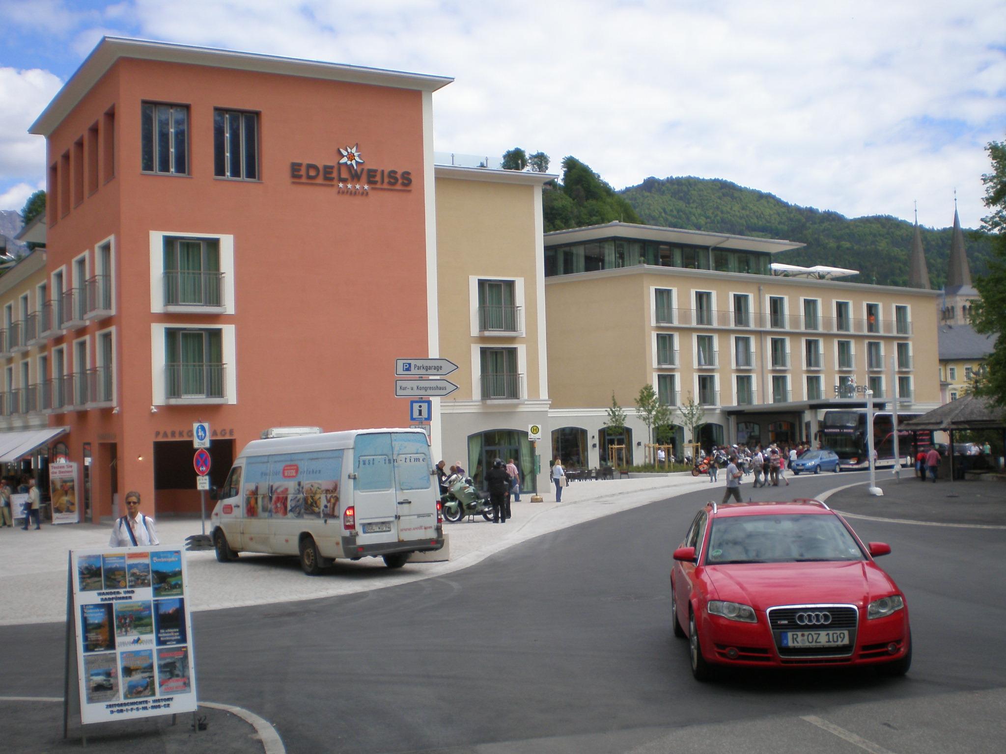 Hotel Edelweiss Bad Reichenhall